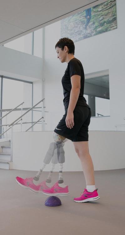 Beine amputiert beide Beide arme